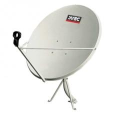 Офсетная спутниковая антенн 90  см.
